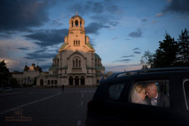 Сватбена фотография 1