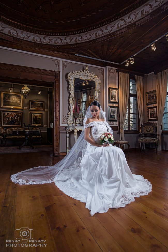 Сватбена фотография 5 от Minkov Studio